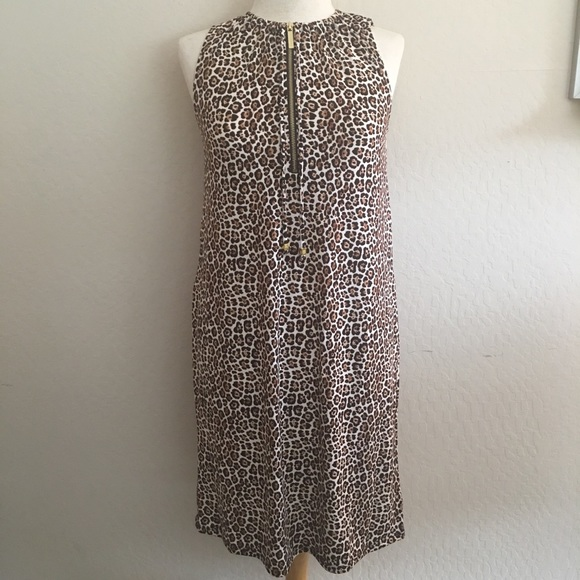 Michael Kors Dresses & Skirts - Michael Kors New With Tags Leopard Dress